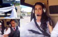 بالفيديو: عروس ارادت ان تفاجئ عريسها فتفاجأ بموتها