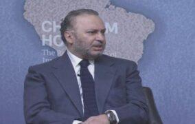 وزير اماراتي يتهم مصرف قطر المركزي بتمويل الارهاب