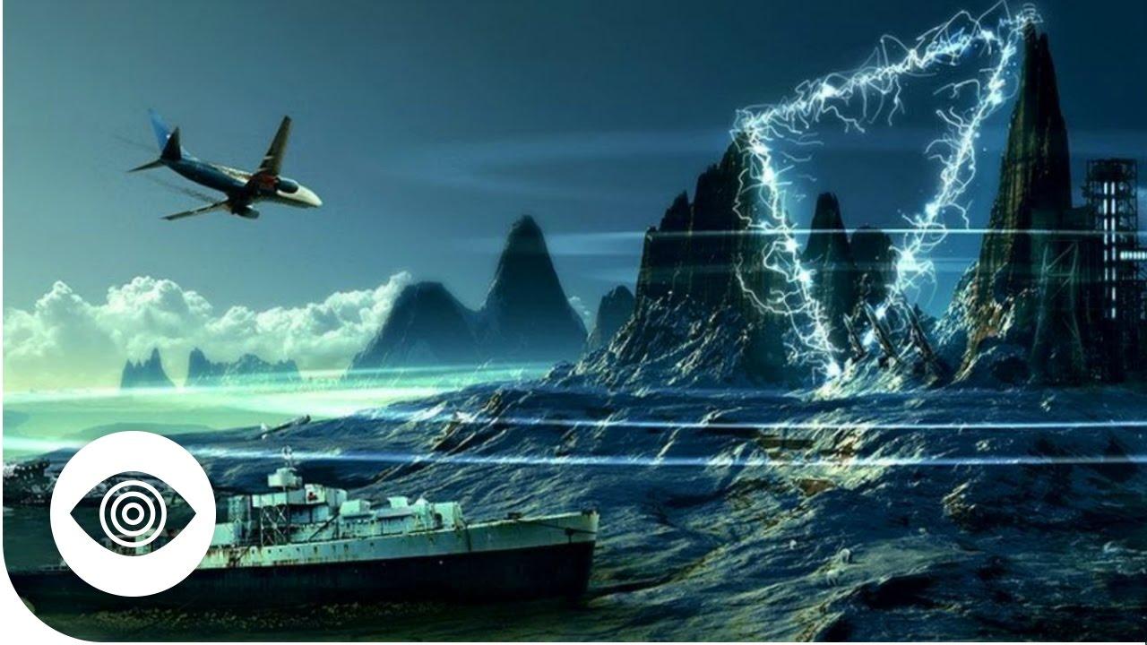 سبب اختفاء السفن والطائرات في مثلث برمودا