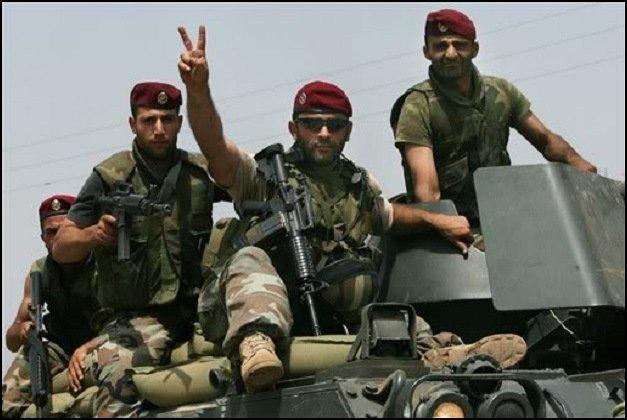 تضامن واسع مع الجيش اللبناني قبل مظاهرة الثلاثاء