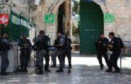 المسجد الاقصى في خبر كان والعرب تحت المكيّفات ملتهون