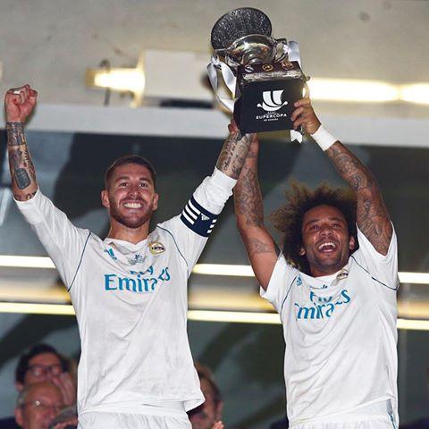 ريال مدريد يتألق بكأس السوبر وزيدان يكسر الارقام القياسية
