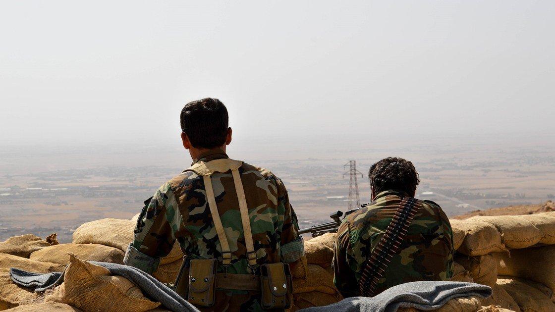 كلاب داعش نبحت جُبنا وخوفا وفرّت بعيدا عن لبنان