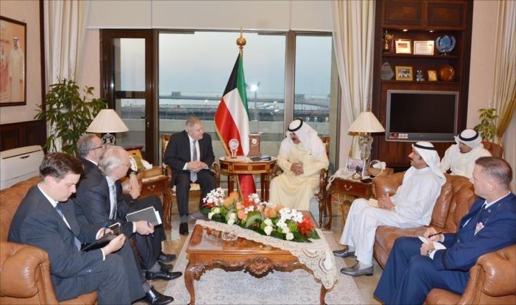 وساطات الخليج: مبعوثان اميركيان بقطر وكويتيان في عُمان