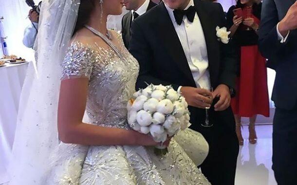 موسكو تشهد حفل زفاف اسطوري لابن ملياردير ارمني