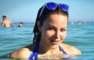 سوزان نجم الدين في صور تظهر رشاقتها واثارتها المستمرة
