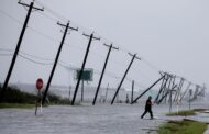 خسائر إعصار هارفي في تكساس بلغت 180 مليار دولار