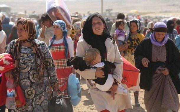 فحص لإثبات نسب اللاجئين في سوريا يثير قلق المنظمات