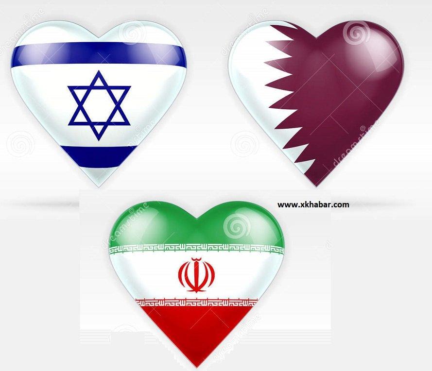 تقرير سري للكونغرس يكشف مستوى علاقة قطر بإسرائيل وإيران