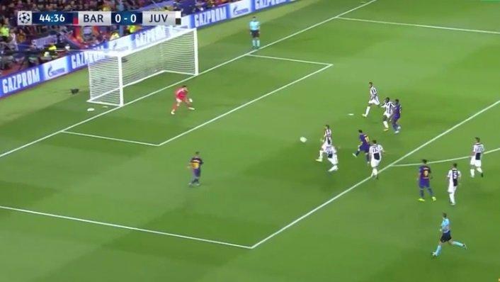 ثلاثية برشلونة تثأر من يوفنتوس في اولى مباريات دوري الأبطال