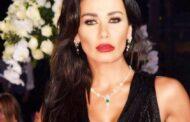 أسرار مسلسل نادين الراسي بعد انتقالها للعيش في مصر