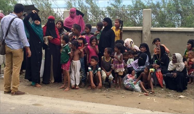 استمرار القتل والذبح ضد الروهينغا وسط صمت عربي ودولي
