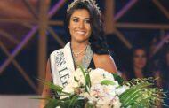 بالصور.. ملكة جمال لبنان تتلقى عرض زواج بطريقة رومانسية