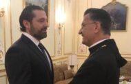 البطريرك الراعي يلتقي الملك السعودي وسعد الحريري