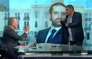 بالفيديو.. طرد حبيب فياض على الهواء بعد شتمه السبهان