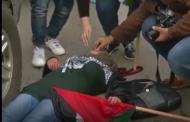 بالفيديو.. محاصرة السفارة الامريكية في لبنان ومظاهرات في عدة بلدان
