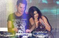 صور هيفاء وهبي مع دايفيد فانديتا في حفل ملتهب