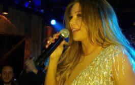 فيديو فضيحة مي حريري في ليلة رأس السنة وفستانها الجريء