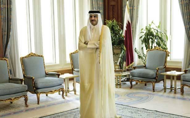 الدوحة تستقبل قادة اليمين الصهيوني