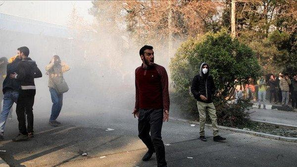 سجن ايفلين امتلأ بالمعتقلين المتظاهرين في ايران