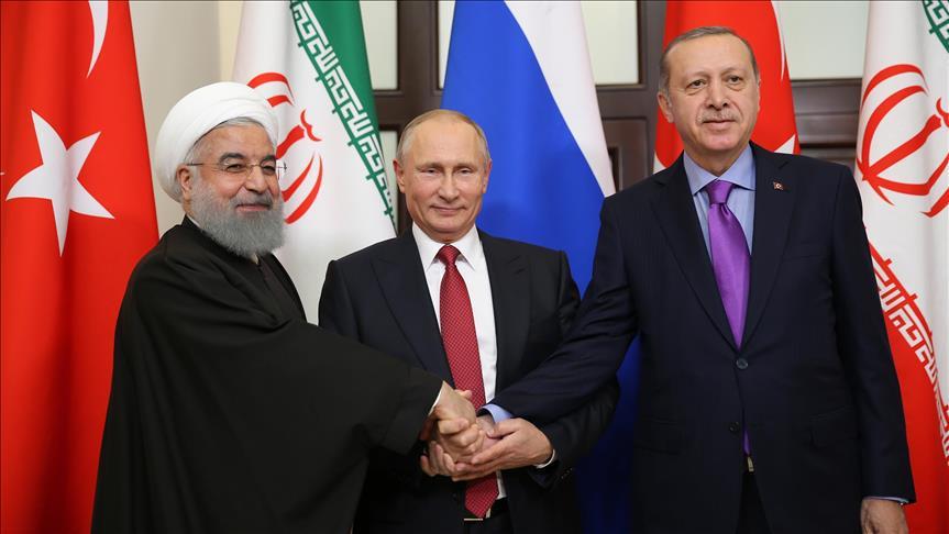 مؤتمر سوتشي ينطلق بغياب المعارضة السورية