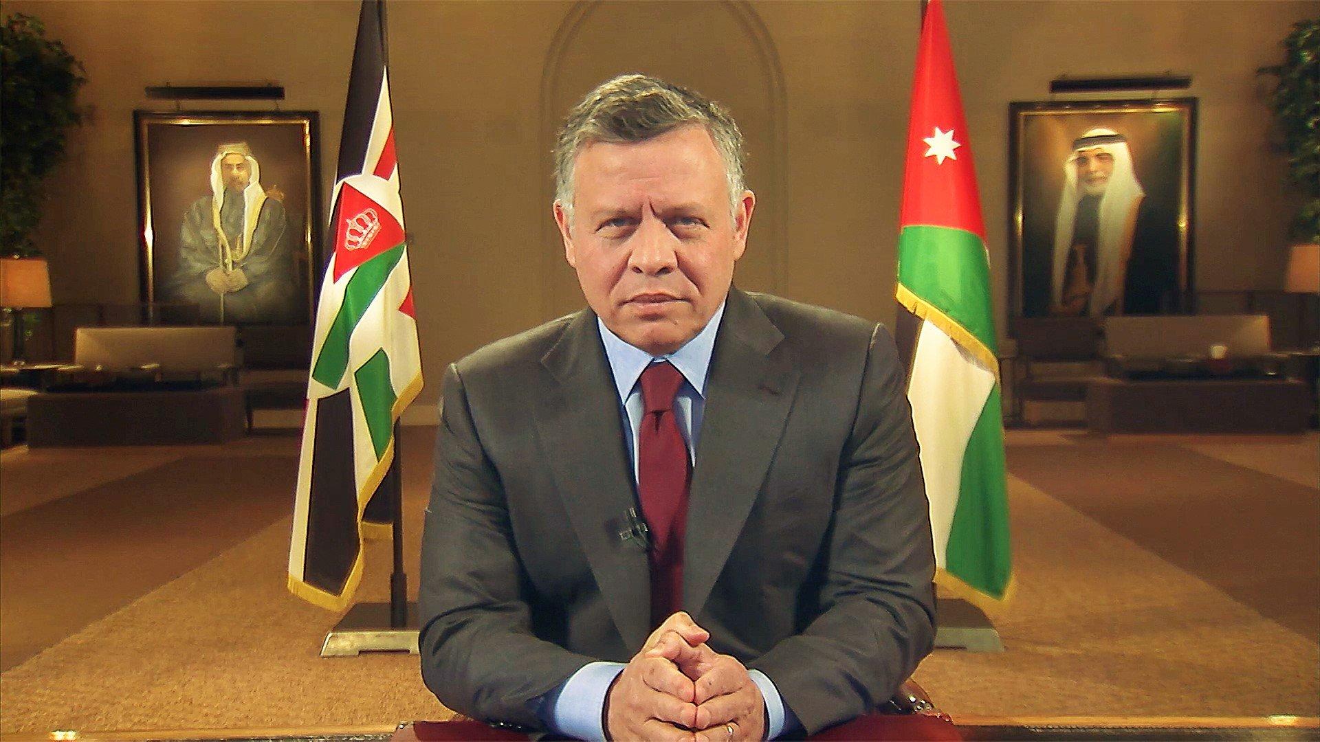 الملك الاردني بعد اقالة مستشاره: ما حدا احسن من حدا