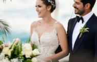 صور وتفاصيل زفاف بوراك أوزجفيت وفهرية أفجان
