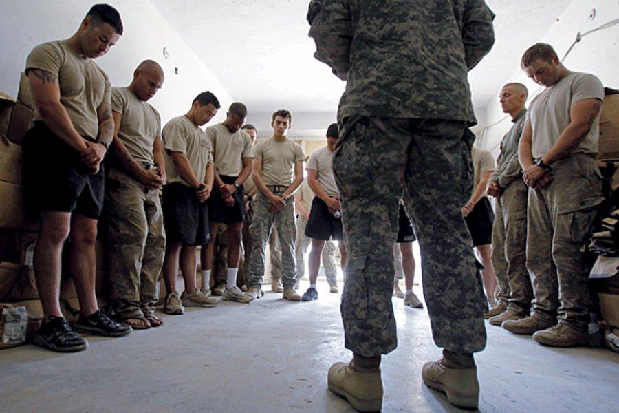 فضائح التحرش تزداد في الجيش الامريكي