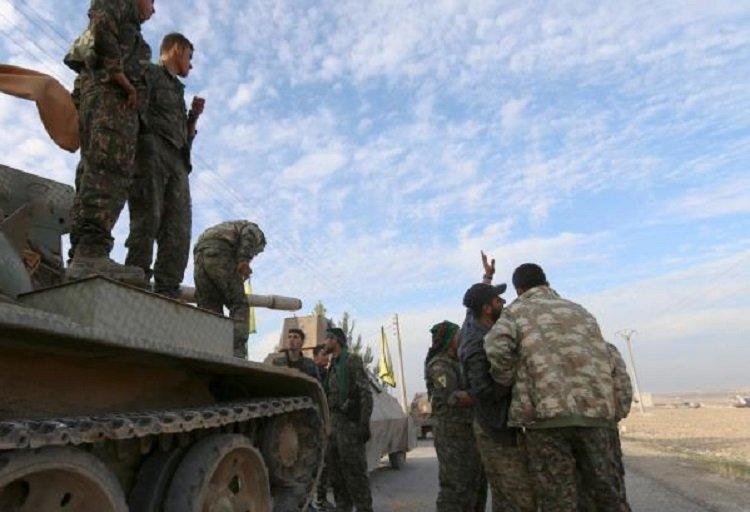 الاكراد يتحالفون مع النظام في عفرين ضد تركيا