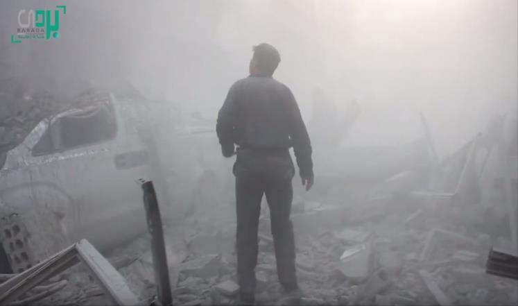 روسيا تُجبر أهالي الغوطة على النزوح بهدف التغيير الديمغرافي