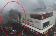 مقتل 64 شخصا في حريق مركز للتسوق في روسيا