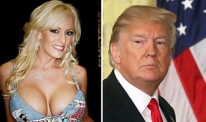 وثائق جديدة تؤكد فضيحة ترامب مع ممثلة اباحية
