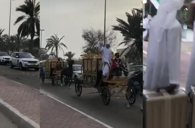 من هي المحظوظة عروس الشيخ حمدان بن مبارك آل نهيان ؟