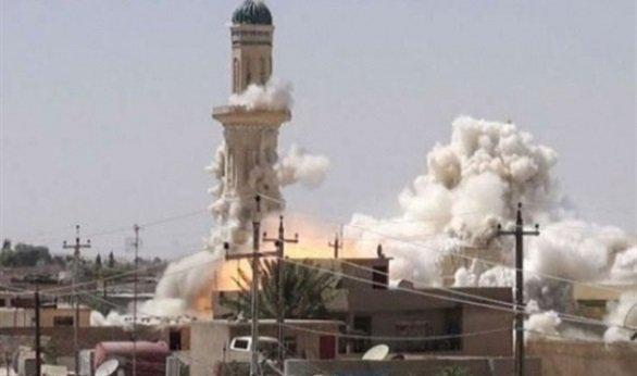 الامارات تدفع 50 مليون دولار لترميم مسجد النوري بالموصل