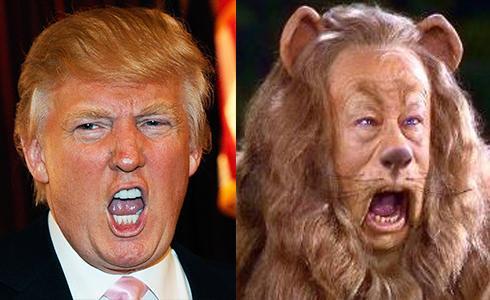 ترامب يصف الرئيس الاسد بالحيوان