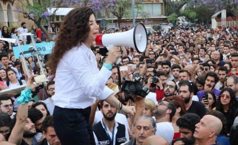 المرشحة جمانة حداد تتخذ سلسلة خطوات اعتراضا على إسقاطها
