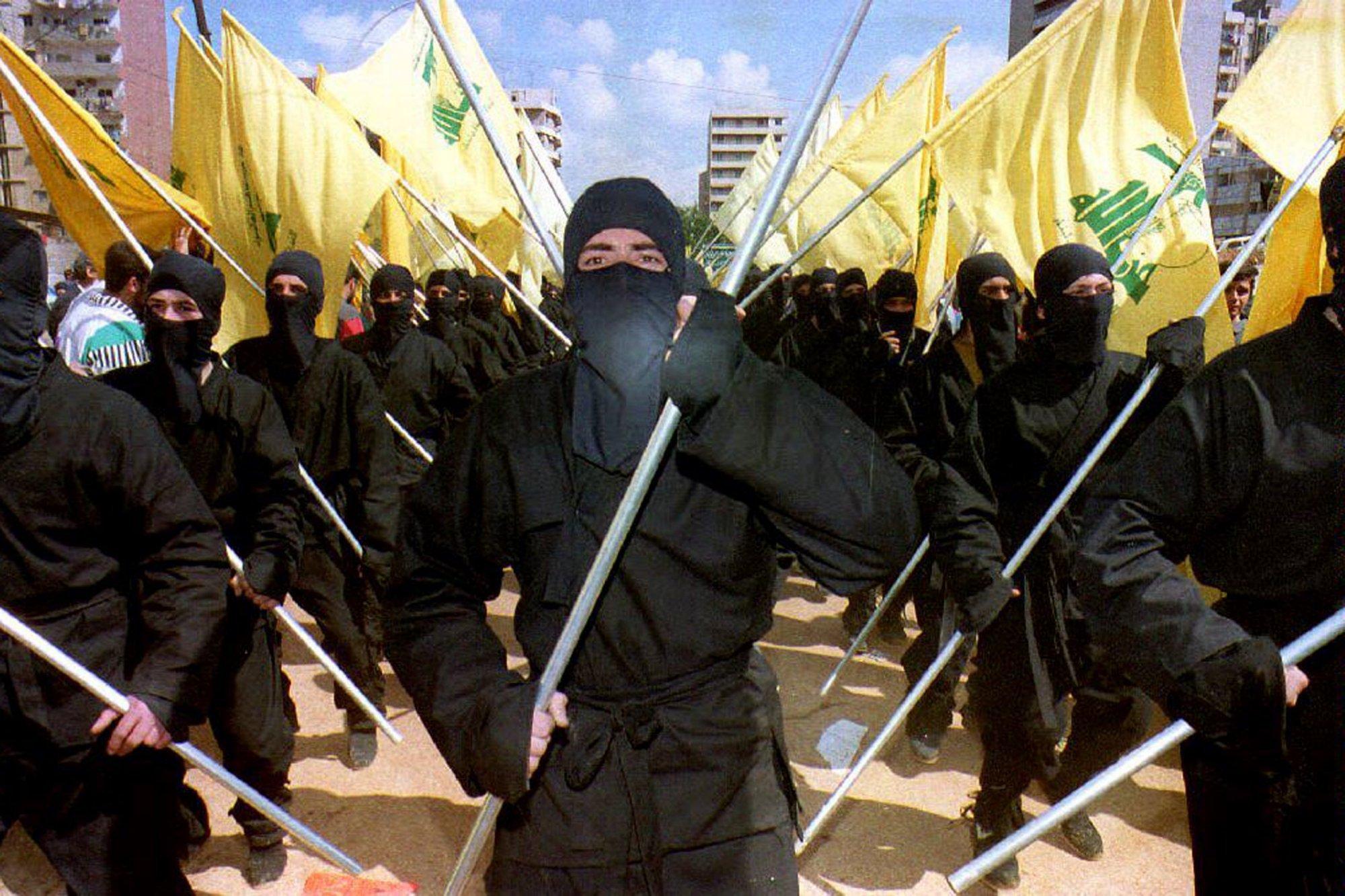 من هي شخصيات حزب الله المدرجة على قائمة الارهاب ؟