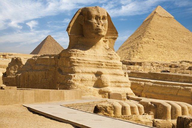 ضبط قطع أثرية مصرية مهربة في إيطاليا