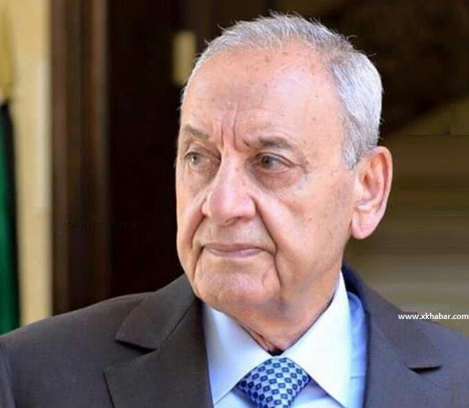 انتخاب نبيه بري رئيسا لمجلس النواب بـ98 صوتا