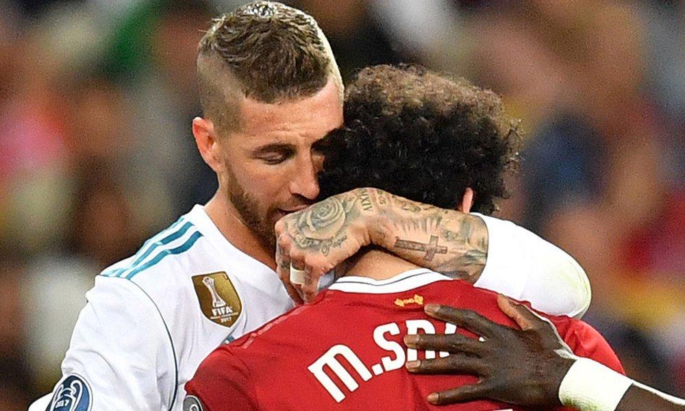 فوز ريال مدريد بدوري الابطال نغّصته اصابة محمد صلاح