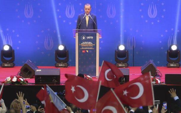 خطة اغتيال اردوغان بين الارهابي غولن والموساد