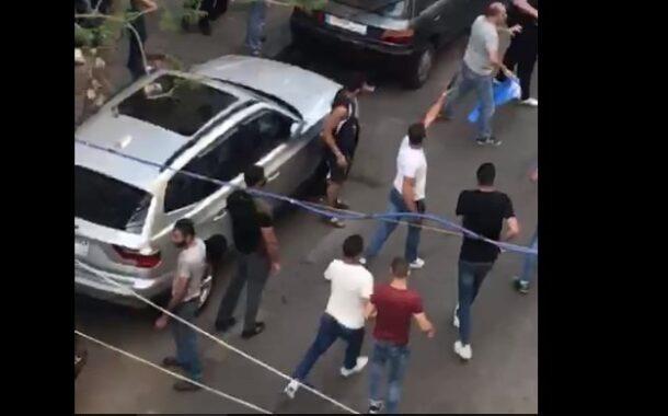 فيديو كامل للاشكالات في بيروت قبيل انطلاق انتخابات لبنان