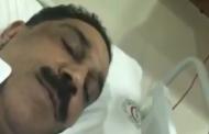 عبدالله الرويشد في المستشفى يطمئن جمهوره