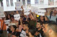تحرك ناجح للشباب اللبناني ضد القمع وتراجع حرية التعبير