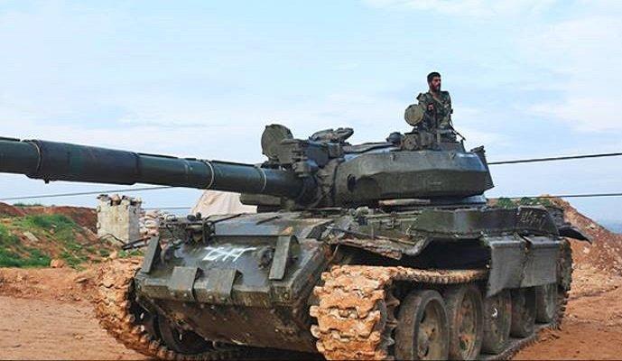 فلول المعارضة السورية تسلم نفسها في الجنوب