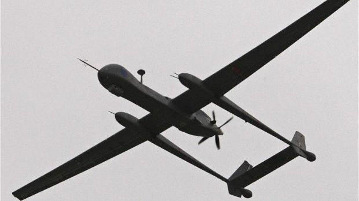 إسقاط طائرة بدون طيار في اليمن