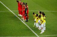 انكلترا تتأهل بشق الأنفس في مباراة صعبة مع كولومبيا