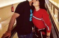 صور سمية الخشاب تتدلع على احمد سعد وقبلات من الرقبة