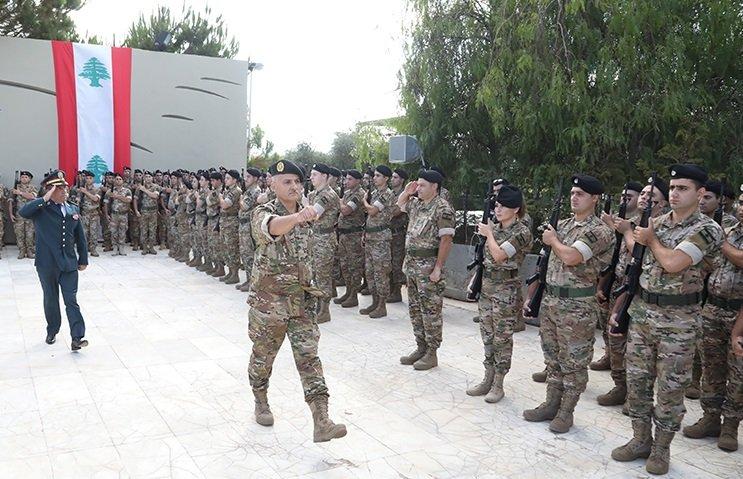 احتفال رسمي لمناسبة عيد الجيش اللبناني