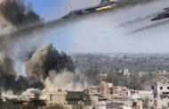 العراق تقصف سوريا مستهدفة غرفة عمليات